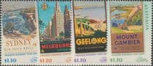 AUS 11/08/2020 100th Anniversary of the Princes Highway set of 4